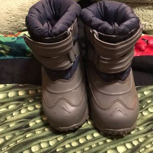 LL bean toddler boots. Size 8( toddler)